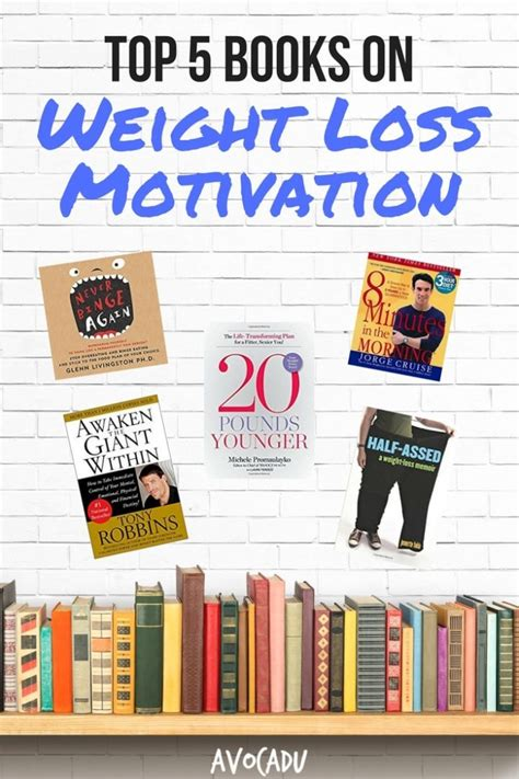the book of big weight loss books top 5 books for weight loss motivation avocadu