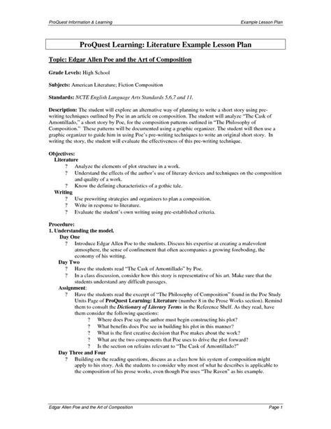 worksheets american literature high school worksheets