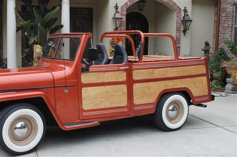 custom willys 1953 wagon convertible ruston la3