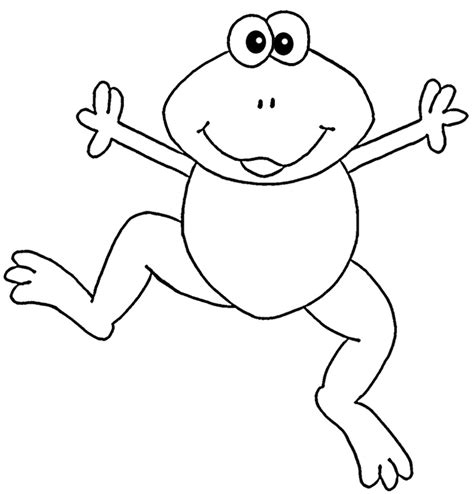 free printable frog templates frog template for the home