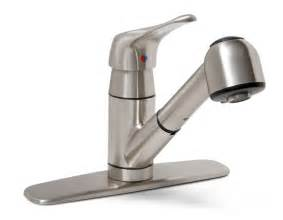 Best Faucet Kitchen Best Pull Out Kitchen Faucet