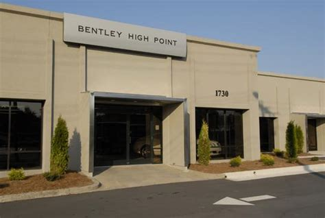 bentley high point car dealership in high point nc 27262