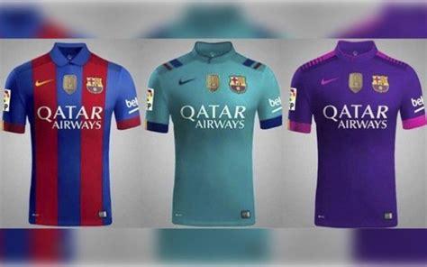 Barca Home Jersey 2016 2017 new 2016 2017 barcelona nike kits leaked uksoccershop