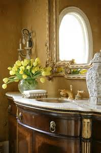 powder room vanities powder room traditional with eiffel