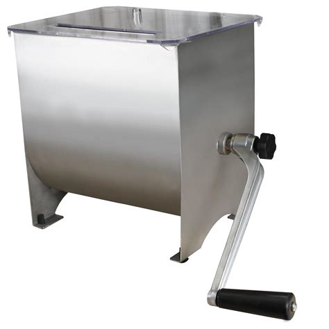 Sturdy Table Amazon Com Weston Stainless Steel Meat Mixer 22 Pound