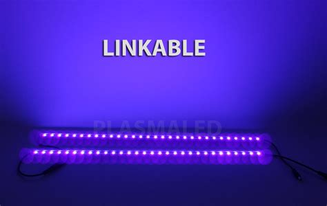 Led Black Light 50cm Aluminum Strip Light Uv 1x 50cm Aul Led Black Light Strips