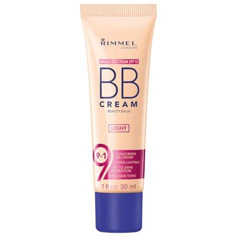 Rimmel Bb rimmel 9 in 1 make up bb 30ml various shades