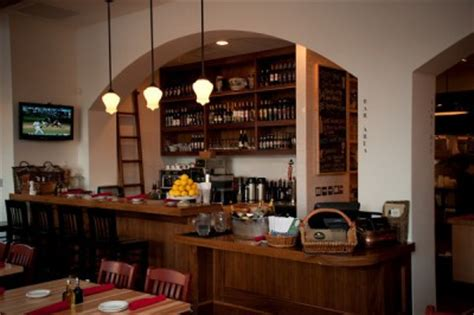 Rosti Tuscan Kitchen by Los Angeles Ca Plants