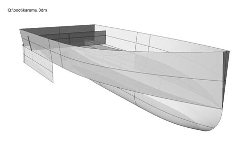 catamaran hull geometry hull design for a small displacement boat page 4 boat