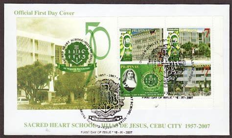 Layout Artist Cebu | philippines philately sacred heart school