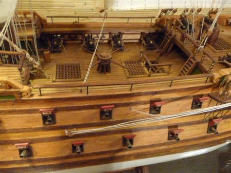wooden kit wood model ship kit 74 gun battleship norske model