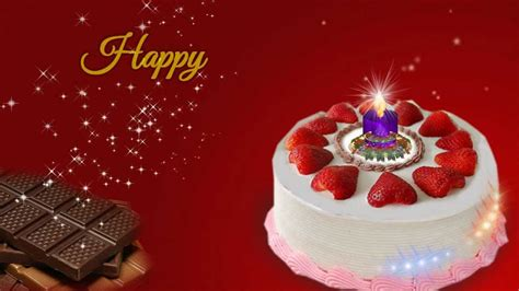 Animated Happy Birthday Wishes 4 U Birthday Wishes Love Relationship