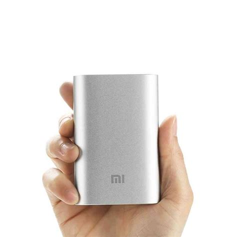 Power Bank Xiaomi 60000mah Slim xiaomi powerbank 10000mah ndy 02 an beryko cz