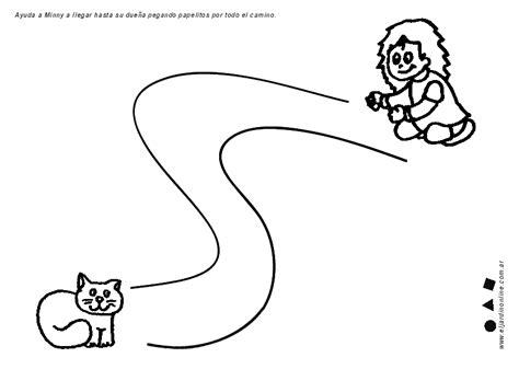 imagenes para colorear jardin de infantes pasitos de ilusion laminas de apresto