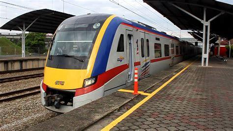 Ktm Railways Ktm Komuter Class 92 Csr Zelc Mykomuter Six Car Set