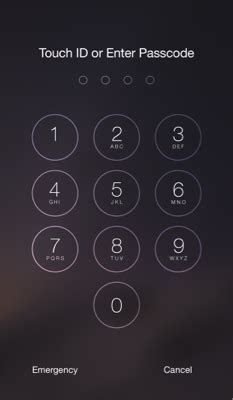 keyboard layout ios lock screen  letters user experience stack exchange
