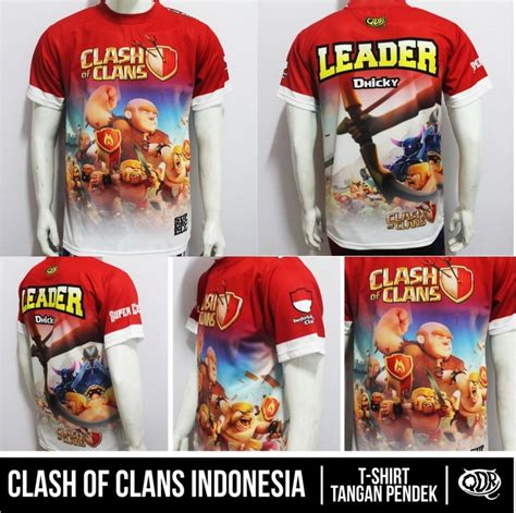 Kaos Clash Of Clan Pekka By Crion kaos coc clash of clans indonesia by qita desain qdr