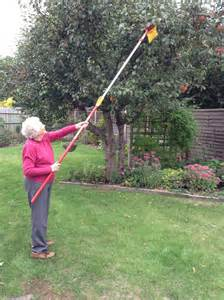 Fruit Picker by Adjustable Fruit Picker With The Telescopic Handle