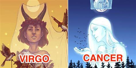 artist draws   zodiac sign
