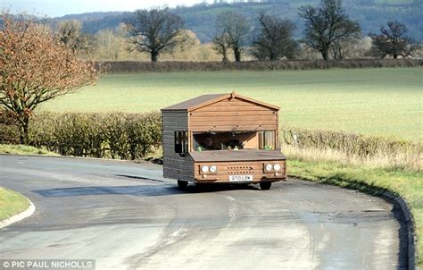 Sheds For Cars by Mechanic Kevin Nicks Spent 163 5 000 Turning His Car Into The