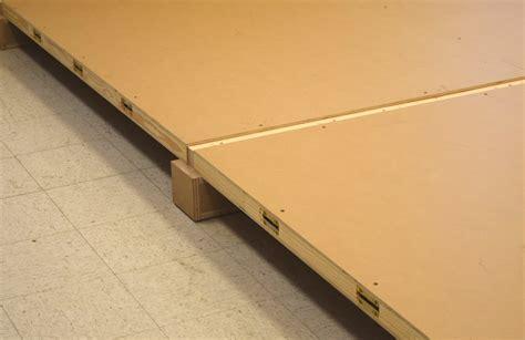 raised floor interlocking flooring temporary flooring sing