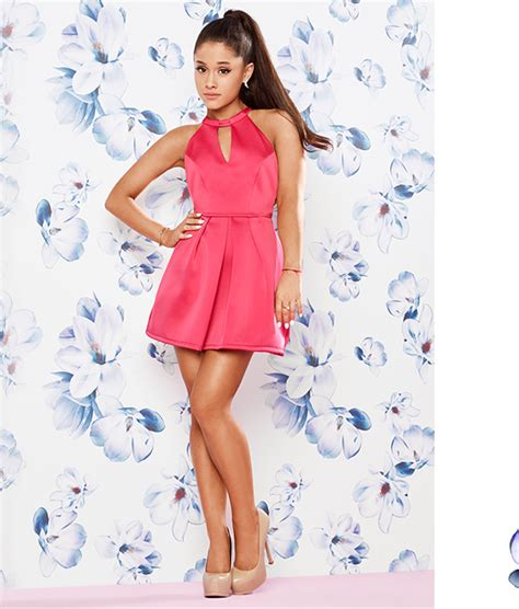 ariana grande dress ariana grande for lipsy collection ss16 lipsy