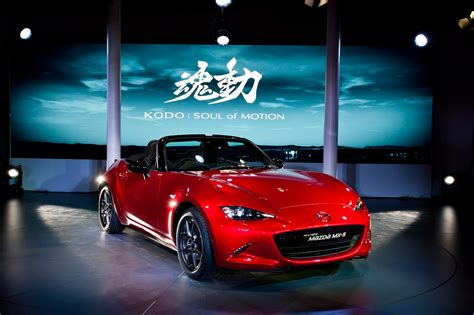 mazda new cars 2016 mazda mx 5 wins 2016 world car of the year by car magazine