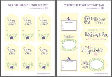printable easter basket gift tags free easter printables sandra dillon design