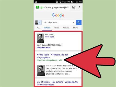 How To Search For Using An Image 3 Ways To Search And Find About Someone Using Image Easily