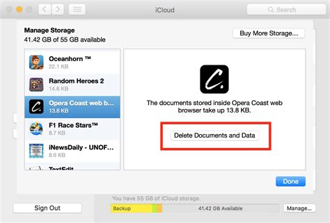 What Are Documents And Data On My Iphone