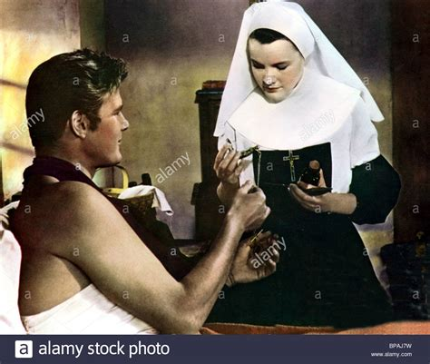 The Miracle 1959 Roger Carroll Baker The Miracle 1959 Stock Photo Royalty Free Image 30966653 Alamy