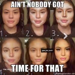 What Makeup Do You Use To Contour Your Face by Guys Putting On Makeup Meme Mugeek Vidalondon