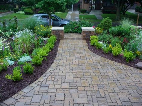 Walkway Ideas For Backyard Gorgeous Landscaping Front Yard Photo Front Yard Landscape 7 Beautiful Front Yard Walkway