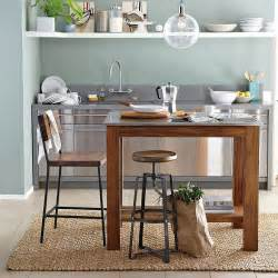 portable islands for small kitchens portable kitchen islands popsugar home