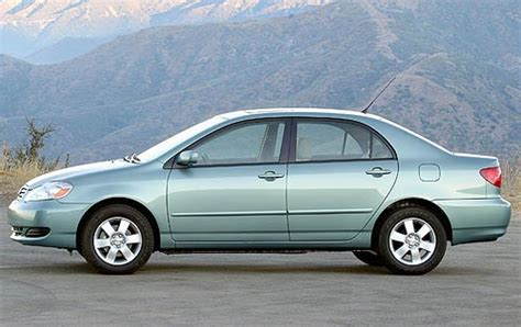 used 2006 toyota corolla pricing for sale edmunds