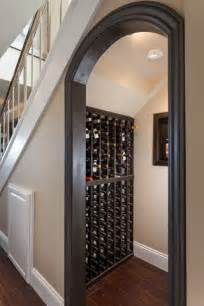 Wine Storage Under Stairs by Wine Cellars And Alcohol Storage For Homes Big Amp Small