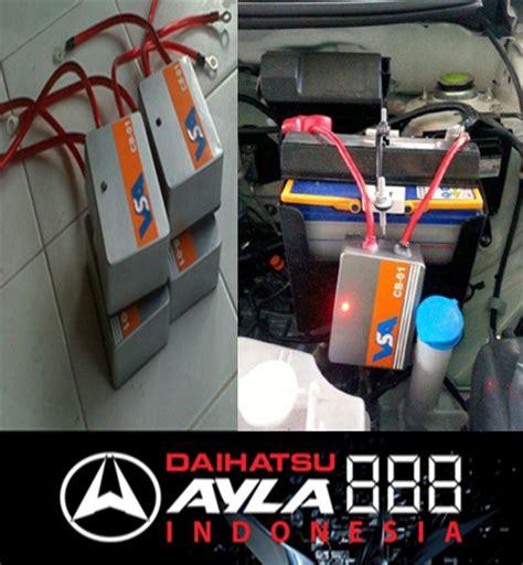 Accu Mobil Daihatsu Xenia voltage stabilizer accu manfaat keunggulan serta testimoni vsa daihatsu ayla indonesia