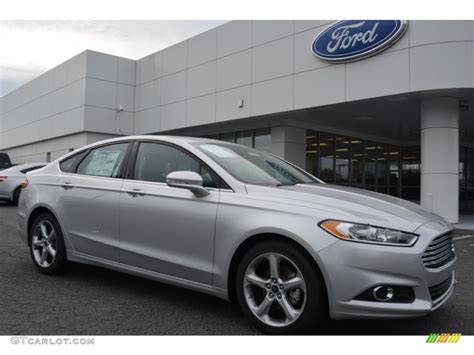 silver ford 2016 ingot silver metallic ford fusion se 108754848
