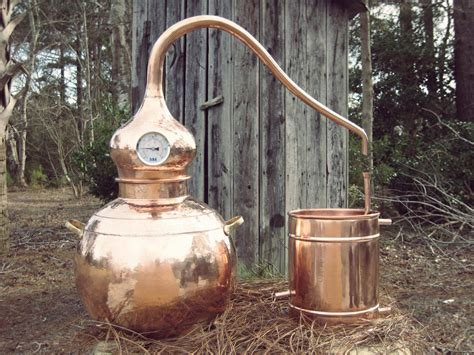Moon Shine 5 gallon copper moonshine still
