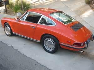 Cheap Porsche For Sale Cheap Swb Stored 1968 Porsche 911l Bring A Trailer
