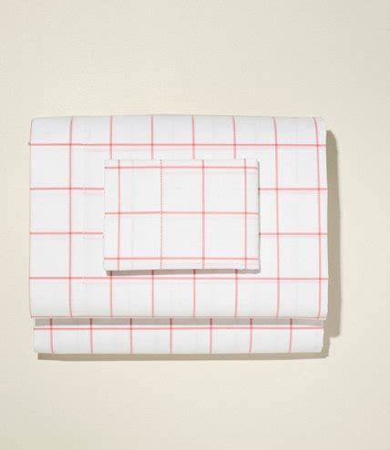 pima cotton percale sheets 280 thread count pima cotton percale sheet set windowpane