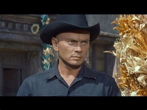 film western yul brynner invitation to a gunfighter 1964 yul brynner janice rule