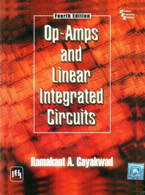 op and linear integrated circuits by ramakant gayakwad pdf the pustak