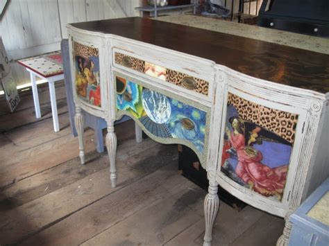 Decoupage Furniture For Sale - 17 best images about decoupage funiture on