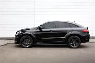Mercedes Suv Topcar S Inferno Is A Mercedes Gle Coupe On Steroids