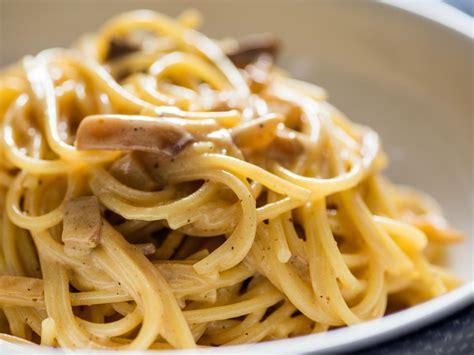 recipes with pasta vegan carbonara pasta recipe serious eats