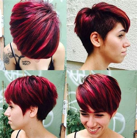 haircut longer on the sides choppy in the back 60 short choppy hairstyles for any taste choppy bob
