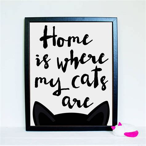 design works home is where the cat is 732 best images about b funnies quotes stuff on
