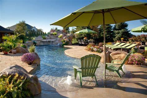 backyard beach pool 15 fabulous backyard swimming pool designs you d wish you