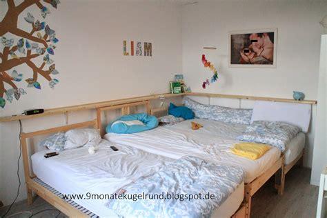 schaumstoffkeil bett familienbett wie aus dem kinderzimmer ein